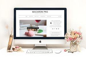 Macaron Pro Genesis Child Theme
