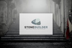[68% off] Stone Builder Logo