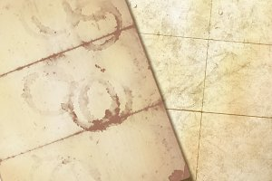 72 Distressed Paper PS Brushes Vol 1