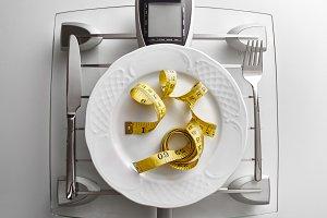 Concept healthy diet