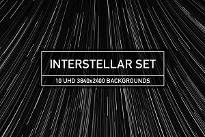 Interstellar Textures Set