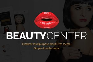 Beauty Salon & Spa WordPress Theme