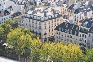 Buildings of Paris