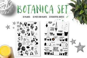 Botanica set