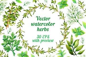 Herbal set