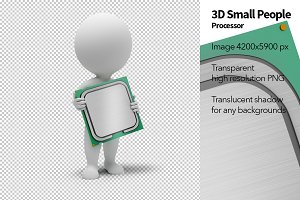 3D Small People - Processor