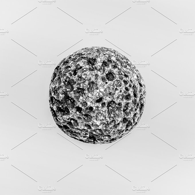 Planet. Minimalism style photo - Beauty & Fashion