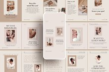 Instagram Carousel for Coaches CANVA
