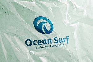 Ocean Surf - Logo Template