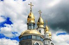 Christian church view