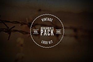 Benjamin's Pack Vol 1