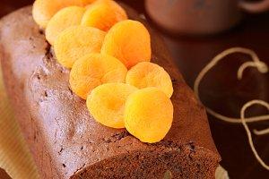 Chocolate Ginger Loaf Cake