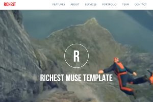 Richest Muse Template