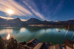 Panorama view / Austria