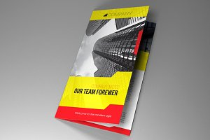 Indesign Brochure Corporate vol4