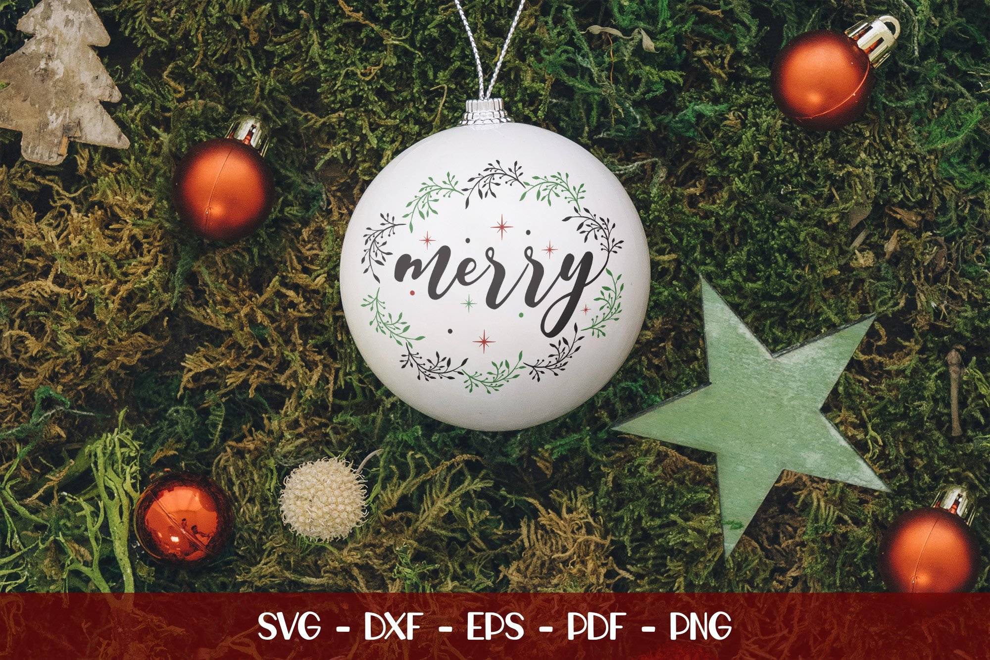 37+ Christmas Word Trees – Svg, Dxf, Eps Cut Files DXF