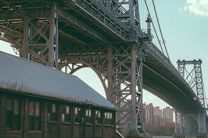 Williamsburg Bridge, Brooklyn, NY