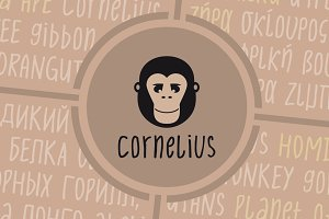 Cornelius Regular & Bold
