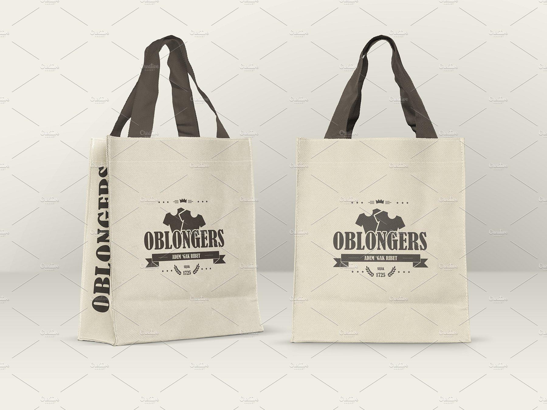 6a526bf1f596 Shopping Bag Mockup 07 ~ Product Mockups ~ Creative Market