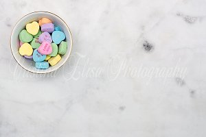 Valentine's Day Mockup Styled Photo