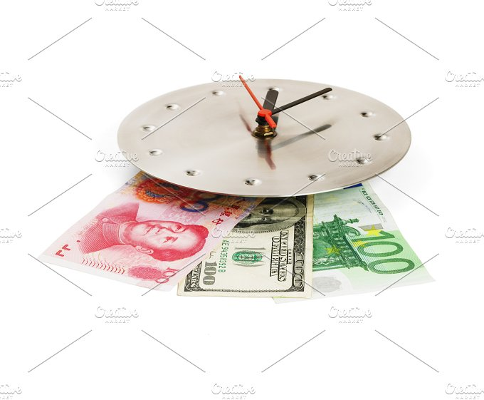 clock and money hd 2.jpg - Business