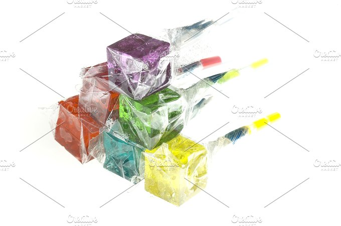 dice lollipops 3.jpg - Food & Drink