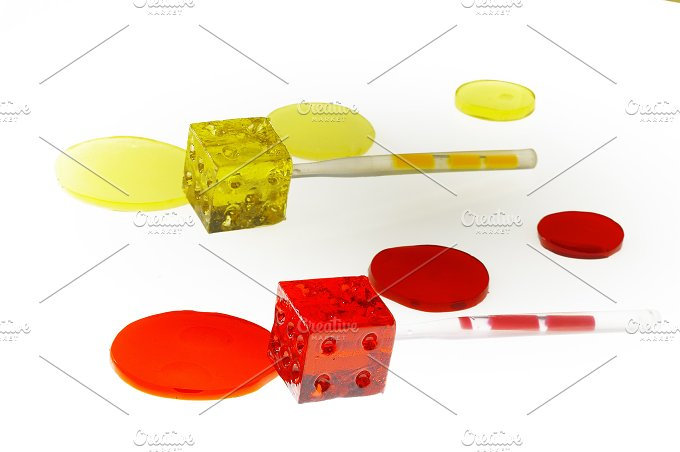 dice lollipops 7.jpg - Food & Drink