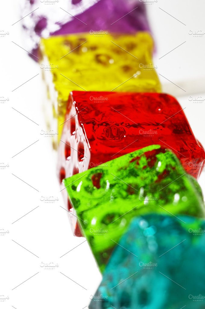 dice lollipops 10.jpg - Food & Drink