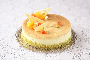 Gouda Cheesecake