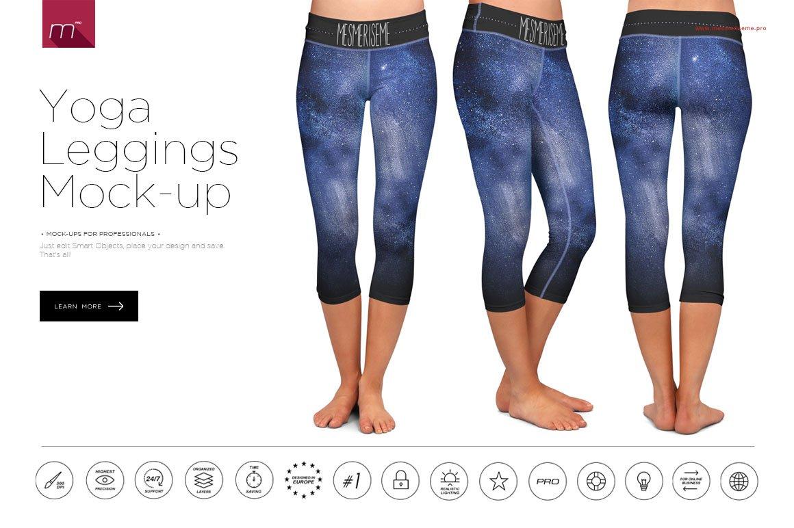 leggings mock up product mockups creative market