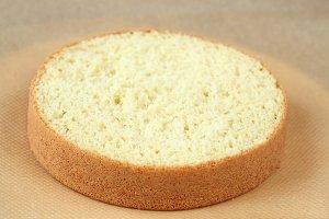 Biscuit Sponge Cake