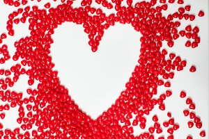 cinnamon hearts heart