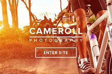 Cameroll Photography HTML5 Template
