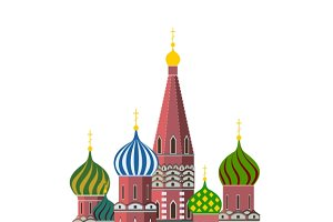 Kremlin, St. Basil Cathedral
