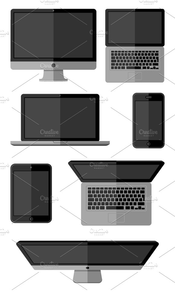 Set of isolated gadgets