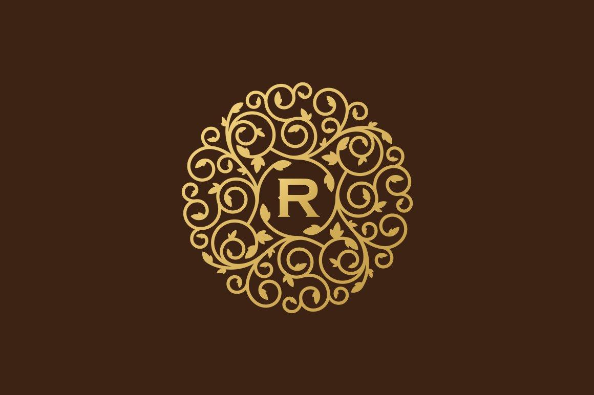 Royal Luxurious Logo Logo Templates Creative Market