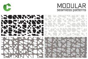 Modular - seamless patterns