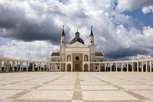 Basilica Mongomo Equatorial Guinea