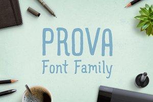 Prova 7-Font Family