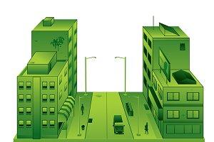 Green Street City