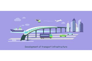 Development Transport Infrastructure