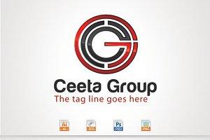 C,G Letter Logo