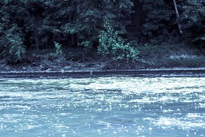 River waters