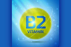 Vitamin B2 icon