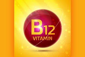 Vitamin B12 icon