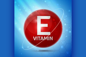 Vitamin E icon
