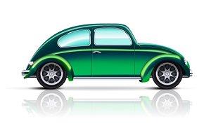 Old car beetle