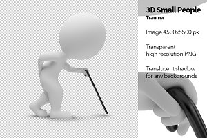 3D Small People - Trauma