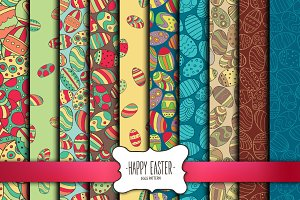 Bundle Easter Pattern