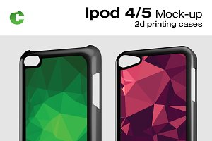 Ipod 4/5 Mock-up